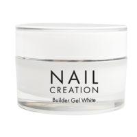 Dikke goede witte bouwgel voor een super wit resultaat. Kleur: wit.