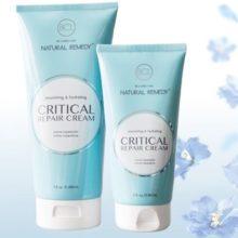 Zeg vaarwel tegen een extreme droge huid! BCL Natural Critical Repair Cream hydrateert de huid diep met geconcentreerde natuurlijke ingrediënten. Perfect voor het hele lichaam daar waar de huid net dat beetje extra verzorging nodig heeft.