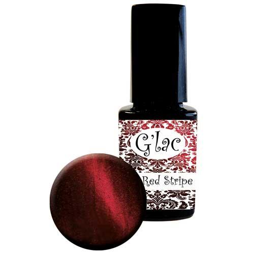 G'lac N°82-Red-Stripe--fles-met-bol